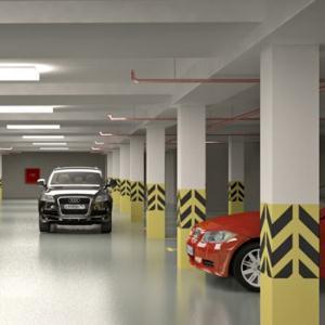 Автостоянки, паркинги Большого Камня