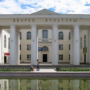 Дворцы и дома культуры Большого Камня