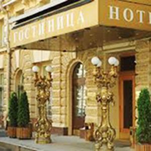 Гостиницы Большого Камня