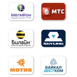 Операторы сотовой связи Большого Камня