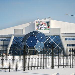 Спортивные комплексы Большого Камня