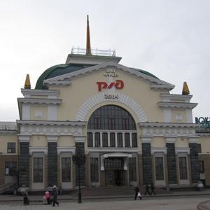 Железнодорожные вокзалы Большого Камня